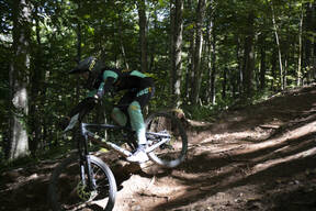 Photo of Tanner CASARES at Snowshoe, WV