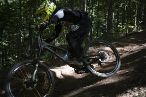 Photo of an untagged rider at Snowshoe, WV