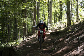 Photo of Garrett HUMMEL at Snowshoe