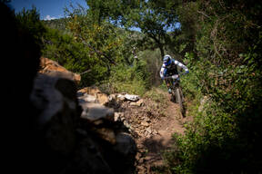 Photo of an untagged rider at Pietra Ligure
