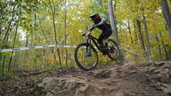 Photo of Zach HUBENY at Powder Ridge, CT