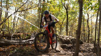 Photo of Erik KNALL at Powder Ridge, CT