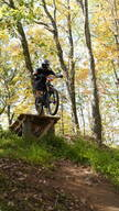 Photo of Stephan HAYES at Powder Ridge, CT