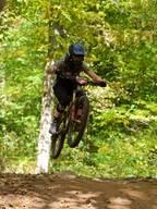 Photo of Alisha DARIN at Powder Ridge, CT