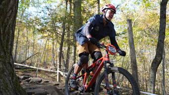 Photo of Bruce PIERCE at Powder Ridge, CT
