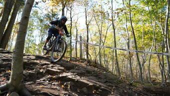 Photo of Dustin MOYER at Powder Ridge, CT