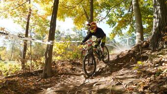 Photo of Oliver COLE at Powder Ridge, CT