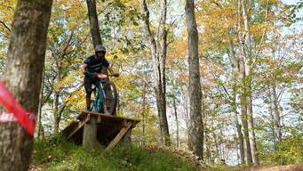 Photo of Caleb GRIFFIN at Powder Ridge, CT