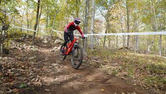 Photo of Lance ARCHIBALD at Powder Ridge, CT
