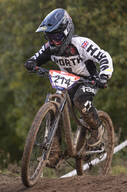 Photo of Tomos DORAN at Harthill