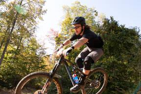 Photo of Khristian CHARPENTIER at Powder Ridge, CT