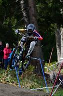 Photo of Mille JOHNSET at Innsbruck