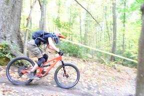 Photo of Nathan BENHAM at Glen Park