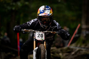 Photo of Aaron GWIN at Maribor
