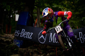 Photo of Finn ILES at Maribor