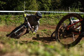Photo of Christian DUNNE at Harthill