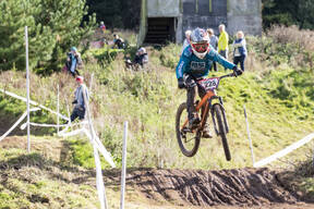 Photo of Gabe SIMPSON at Harthill