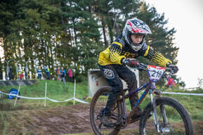 Photo of Dominic HINES at Harthill