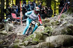 Photo of Danny HART (elt) at Maribor