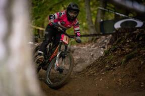 Photo of Tracey HANNAH at Maribor