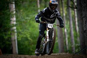 Photo of Aaron GWIN at Maribor