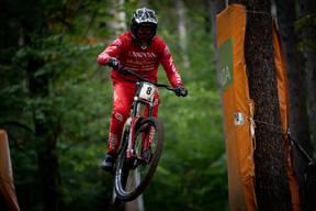 Photo of Mark WALLACE at Maribor