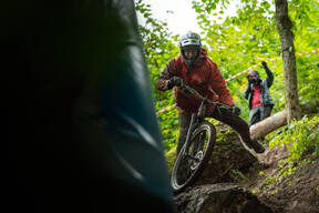 Photo of an untagged rider at Kordes Trase