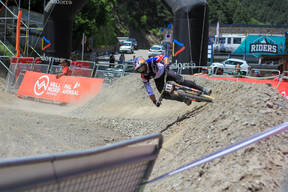 Photo of Brook MACDONALD at Vallnord