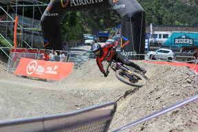 Photo of Dylan LEVESQUE at Vallnord