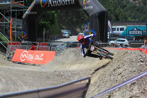 Photo of George GANNICOTT at Vallnord