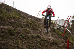 Photo of Laurie GREENLAND at Leogang