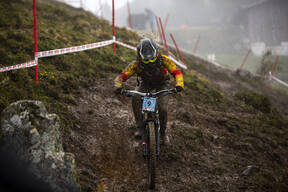 Photo of an untagged rider at Leogang