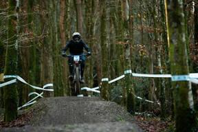 Photo of Dan HOWES at Bike Park Kernow