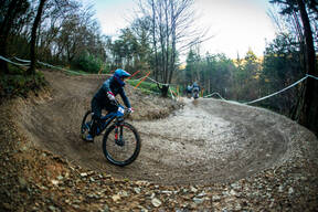 Photo of Wayne CAUGHEY at Bike Park Kernow