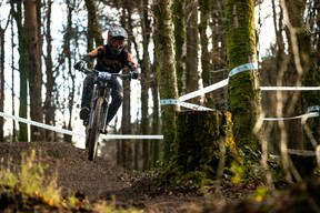 Photo of James DART at Bike Park Kernow