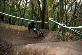 Photo of James MCCARTHY (dh) at Bike Park Kernow