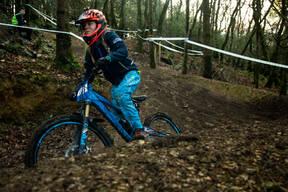 Photo of Bella HEPBURN at Bike Park Kernow
