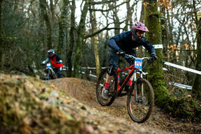 Photo of Marc WILLS at Bike Park Kernow
