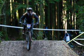 Photo of Carly FORWARD at Bike Park Kernow