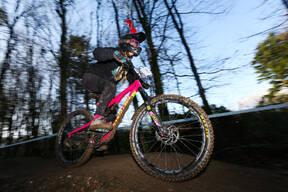 Photo of Casey NEWTON at Bike Park Kernow