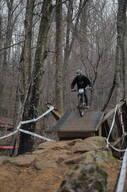 Photo of Logan DOWELL at Windrock
