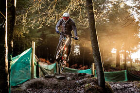 Photo of an untagged rider at Hamsterley