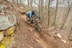 Photo of Aaron LAMBERT at Windrock
