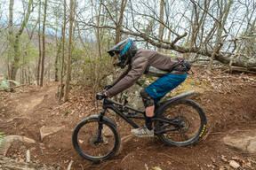 Photo of James PATE at Windrock