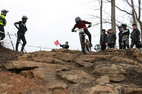 Photo of Chris GRICE at Windrock