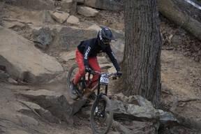 Photo of Ian WOODBRIGDE AUBERT at Windrock
