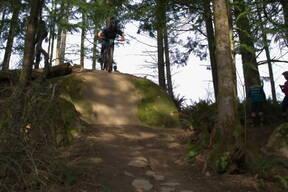Photo of Oscar DEWITT at Galbraith Mountain