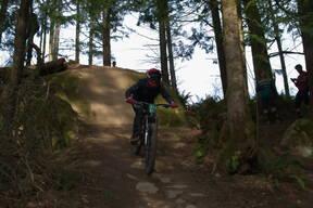 Photo of Luke FAWCETT at Galbraith Mountain