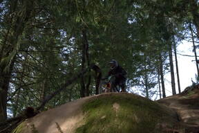 Photo of Andrew CAVAYE at Galbraith Mountain