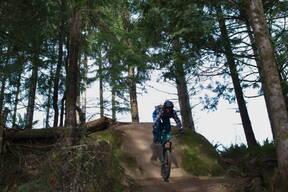 Photo of Lauren DAMON at Galbraith Mountain
